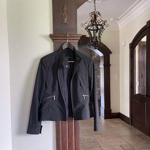 Sandra Angelozzi Black Jacket Size 40